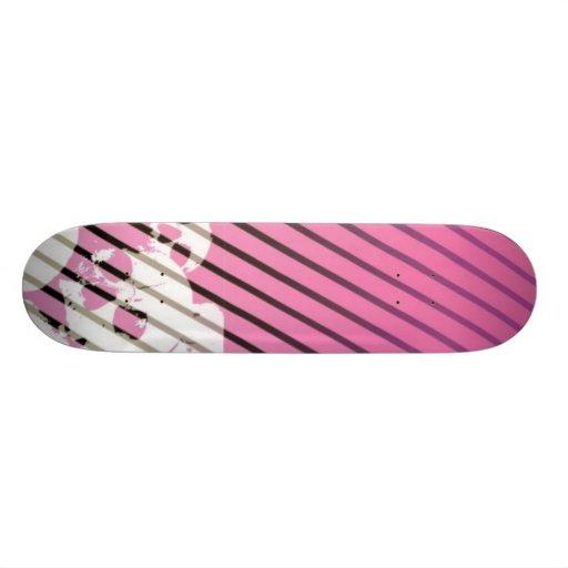 Skulls Custom Skateboard