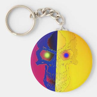 Skulls Key Chain