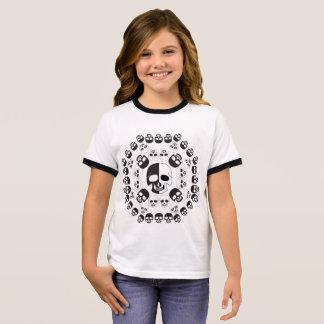 Skulls Ringer T-Shirt