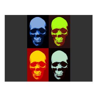 Skulls Skull Postcard