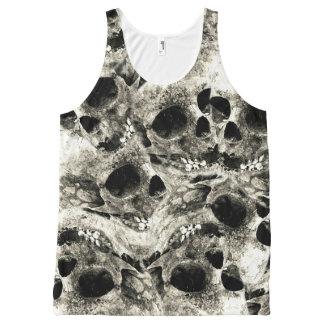 Skulls Unisex Tank
