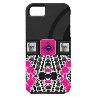 Skulls Vape Zebra Bling iPhone 5 Cases