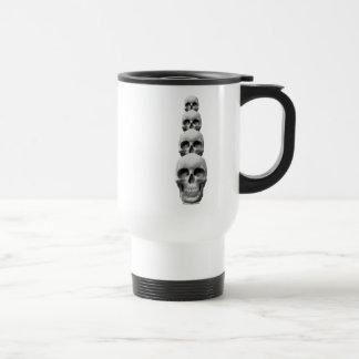 Skulls - Vertical Mug