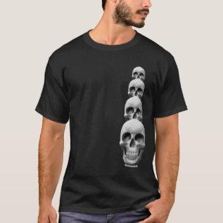 Skulls - Vertical T-Shirt