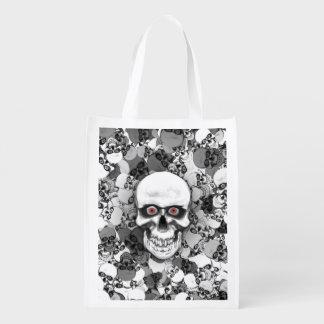 Skulls With Eyes