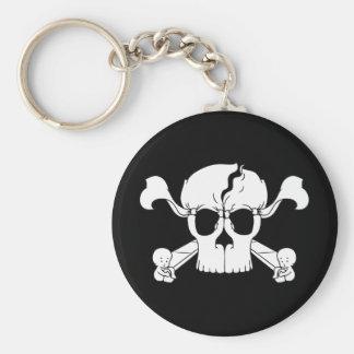Skullusion Key Chain
