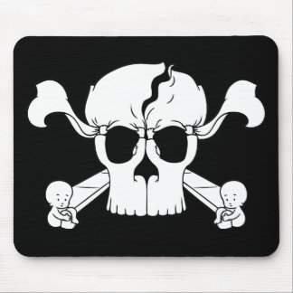 Skullusion Mouse Pad