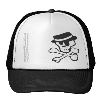 Skully Graphic Cap