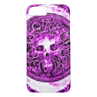 Skully Skull Astral Ghost iPhone 7 Case