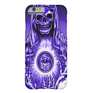 Skully Skull Evil Astral Eye Barely There iPhone 6 Case