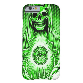 Skully Skull Evil Ghost Eye Barely There iPhone 6 Case