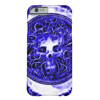 Skully Skull Voodoo Priest Barely There iPhone 6 Case