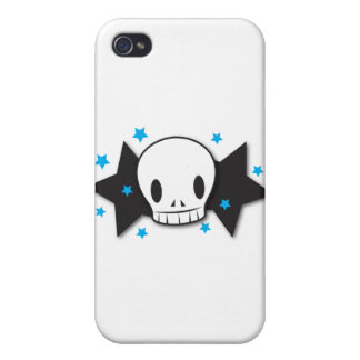 skully starz iPhone 4/4S covers
