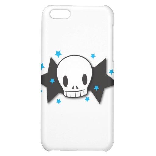 skully starz iPhone 5C covers