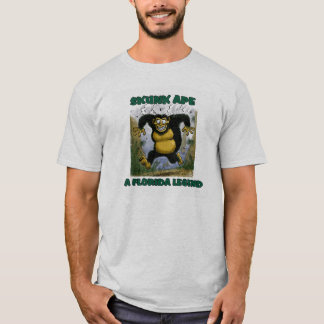 Skunk Ape Gone Wild! T-Shirt
