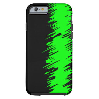 SKUNK blk/grn Tough iPhone 6 Case