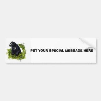 Skunk Bumper Sticker