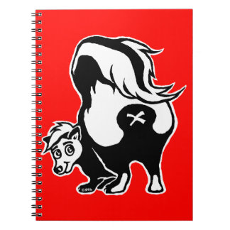 Skunk Notebook