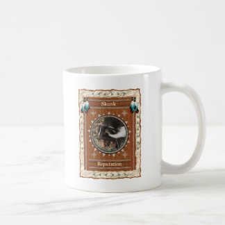 Skunk  -Reputation- Classic Coffee Mug