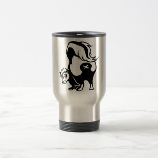 Skunk Travel Mug