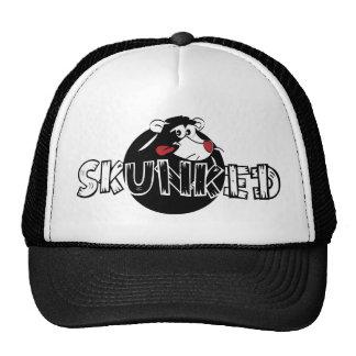 Skunked Skunk Cap