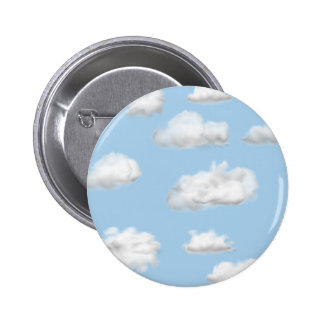 Sky 6 Cm Round Badge