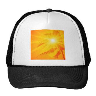 Sky Ala Moana Beach Oahu Hawaii Mesh Hat