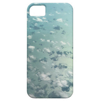 Sky and clouds barely there iPhone 5 case