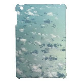 Sky and clouds iPad mini cover