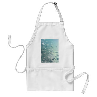 Sky and clouds standard apron