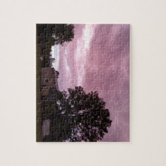 Sky at Sunset Jigsaw Puzzle