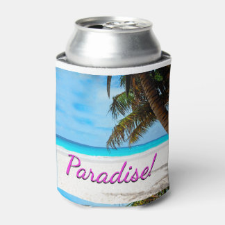 Sky, beach, palm trees - Paradise!