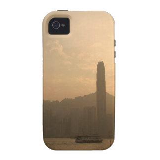 Sky Big City Sunset iPhone 4 Case