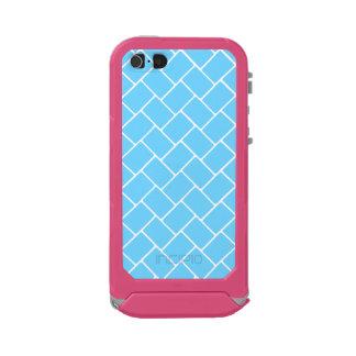 Sky Blue Basket Weave Incipio ATLAS ID™ iPhone 5 Case