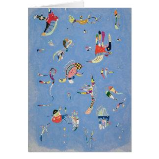 Sky Blue Cards