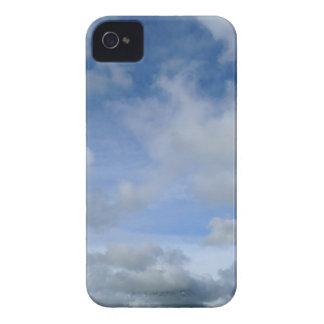 sky. Blue cloudy sky Case-Mate iPhone 4 Case
