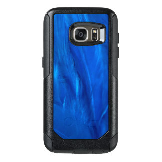 Sky Blue Feathers and Down OtterBox Samsung Galaxy S7 Case