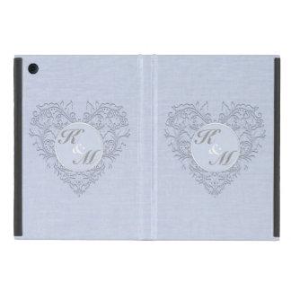 Sky Blue HeartyChic Cases For iPad Mini
