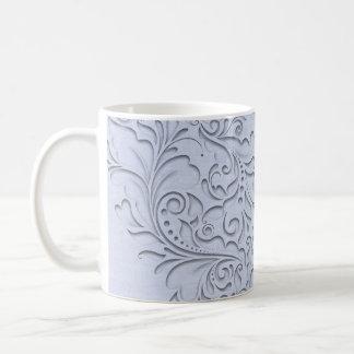 Sky Blue HeartyChic Coffee Mug