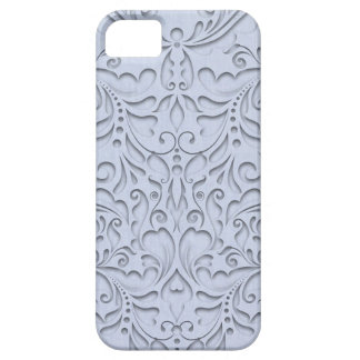 Sky Blue HeartyChic iPhone 5 Case