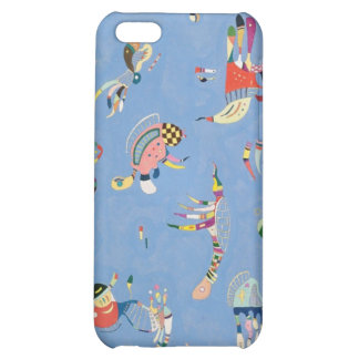Sky Blue iPhone 5C Cover