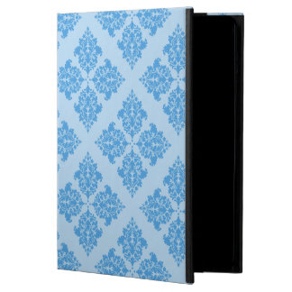 Sky Blue Moroccan Damask iPad Air Case