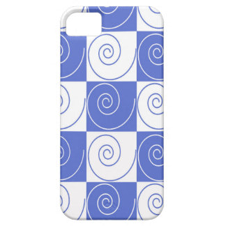 Sky Blue Mouse Tail Twists Barely There iPhone 5 Case