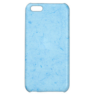 Sky Blue Papyrus Cover For iPhone 5C