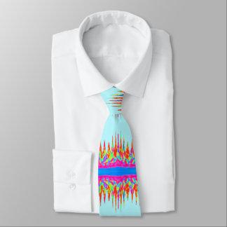 Sky Blue Rainbow Magic Colours Tie