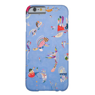 Sky Blue | Wassily Kandinsky Barely There iPhone 6 Case