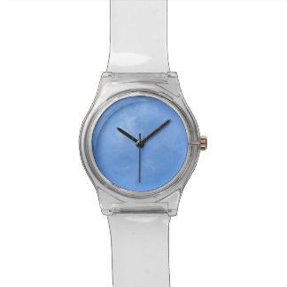 Sky Blue Watch