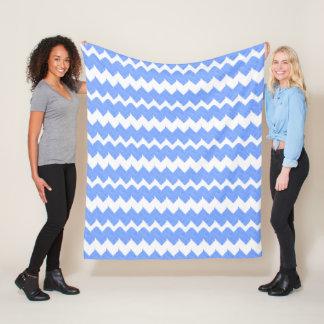 Sky-Blues-Waves-Fleece-Med Fleece Blanket
