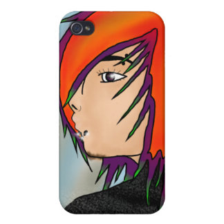 sky boy iPhone 4/4S cover