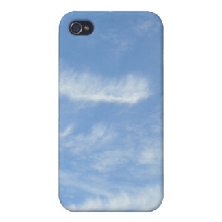 Sky Clouds Blue iPhone 4 Speck Case iPhone 4 Cover